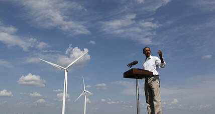 Obama blocks Chinese wind farm ownership in Oregon