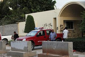 The politics around the Benghazi consulate attack Plenty of spin