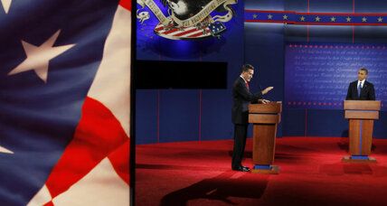 Presidential debate: Mitt Romney injects new life in his campaign (+video)