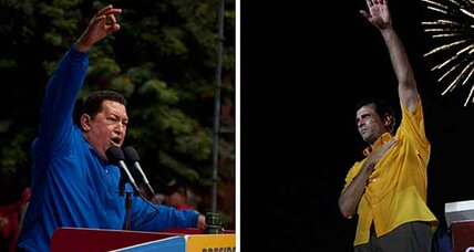 Hugo Chávez vs Henrique Capriles: Venezuelan vote will have regional impact