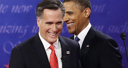 What did we learn from Obama and Romney in the presidential debate? Not much
