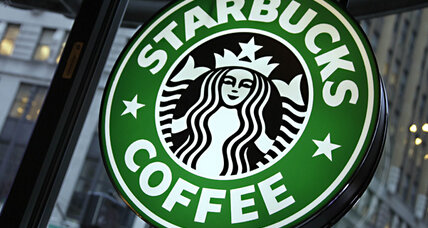 Starbucks launches new app function for 'digital tipping'