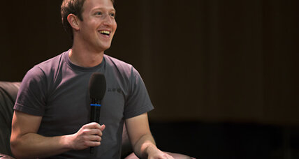 Mark Zuckerberg: Facebook tops 1 billion users
