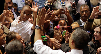 Will black voters give Obama what he needs in Southern swing states?