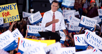 Mitt Romney repudiates '47 percent' remarks. Why now?