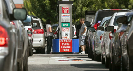 California gas prices just keep climbing