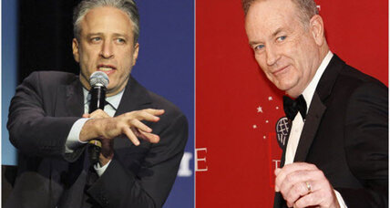 Stewart vs. O'Reilly: America from two perspectives