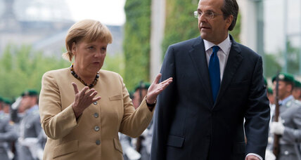 Angela Merkel will face protests during Greek visit