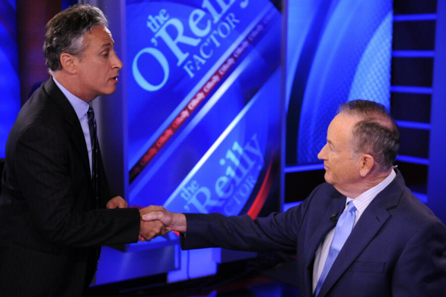 Jon Stewart debates Bill O\'Reilly: Who won? - CSMonitor.com