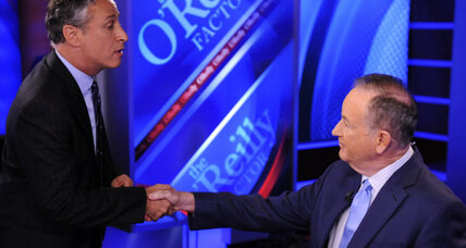 Jon Stewart debates Bill O'Reilly: Who won?