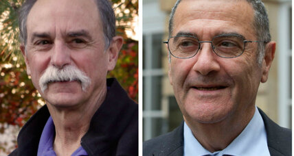 Physics Nobel goes to quantum theorists