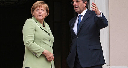 Why Angela Merkel may not be able to keep Greece in Europe (+video)