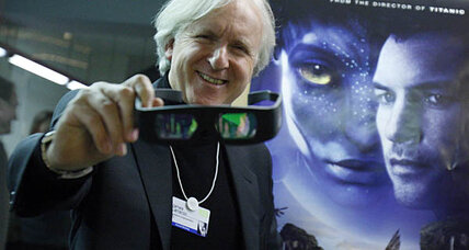 James Cameron's 'Avatar' films run on clean energy (+video)