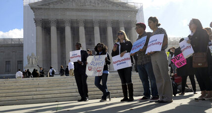 Supreme Court: In affirmative action arguments, conservative bloc seems united