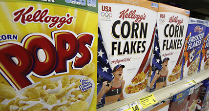 Kellogg Company recalls Mini-Wheats. Metal fragments in cereal.