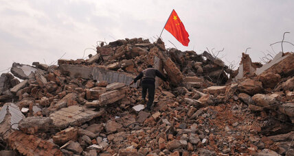 Amnesty International reports rise of forced evictions in China