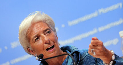 IMF pushes for more action as Europe's recovery drags