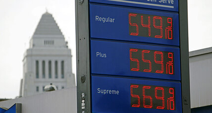 Bemoaning high gas prices, Californians take to Twitter