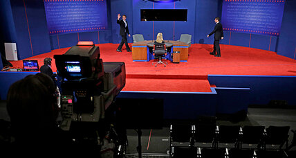 Biden-Ryan debate: Already, some are complaining about the moderator (+video)