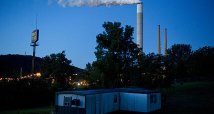 Coal state Dems diverge on Obama policies