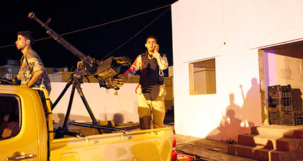 In Benghazi, militias may promote security one day, threaten it the next