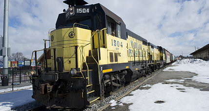 US train companies eye shift from diesel to natural gas
