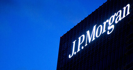 JPMorgan posts record earnings, lifting stocks