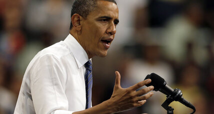 Obama team promises to come out swinging in second debate