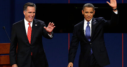 What does Obama want to accomplish in next presidential debate?
