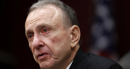 Ex-Sen. Arlen Specter funeral to be attended by VP Biden