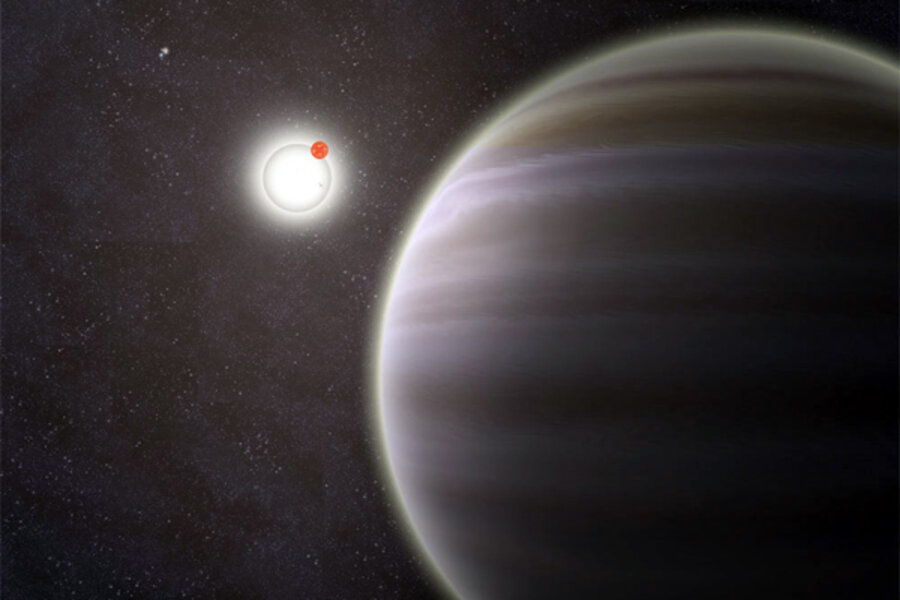 solar system with two suns - photo #12