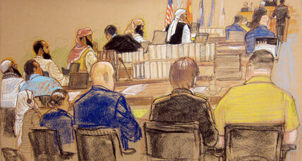 Guantánamo trial boycott? Judge says defendants don't have to attend