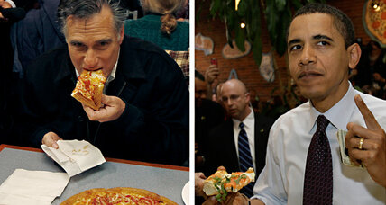 Pizza Hut reworks presidential debate stunt. Sort of.
