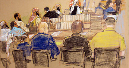 9/11 cases: Three of five Guantánamo detainees skip pretrial hearing
