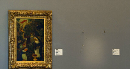 Dutch art heist 'a nightmare for any museum director' (+video)