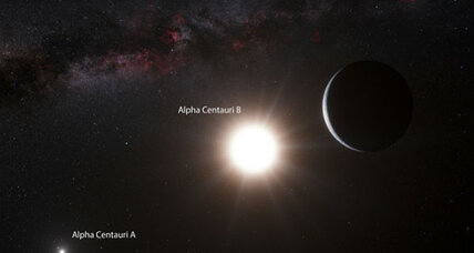 Newfound Earth-sized planet too distant to visit