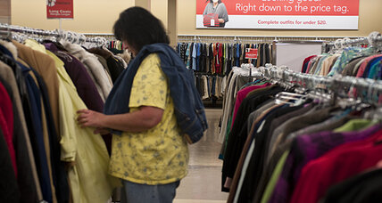 Save money with 'the fall clothes rotation'