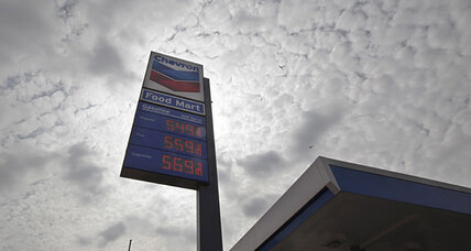 Gas prices push consumer costs up in September