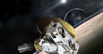 Do Pluto's moons pose risks for NASA spacecraft?
