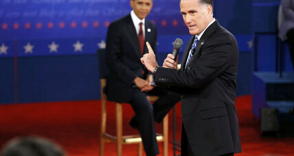 Presidential debate 101: Does Romney's tax math add up?