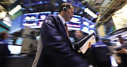 High earnings, low inflation propel stocks upward