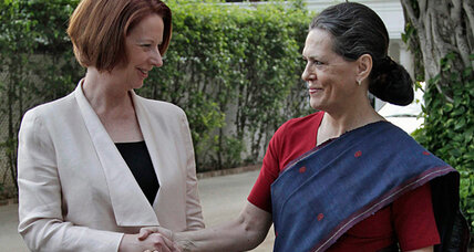 Australia marches ahead with India ties - despite a few trip ups
