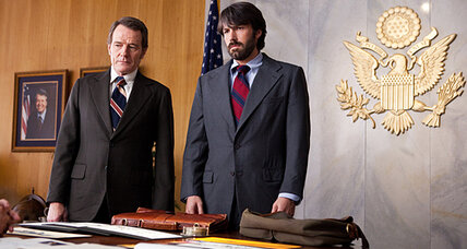 Iran sees conspiracy in box office success of Ben Affleck's 'Argo'