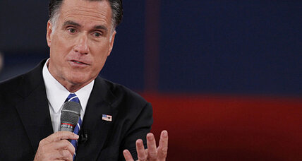 'Binders full of women' and Romney: the presidential debate