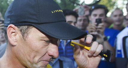 Nike drops Lance Armstrong. Is his net worth in jeopardy?