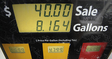 Finally, gas prices begin to fall