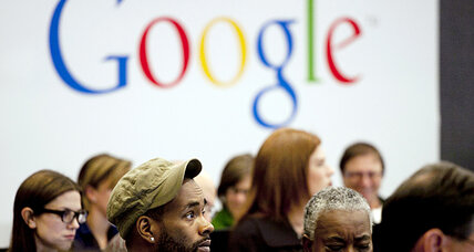 Gloomy Google report hurts Nasdaq; Stocks fall