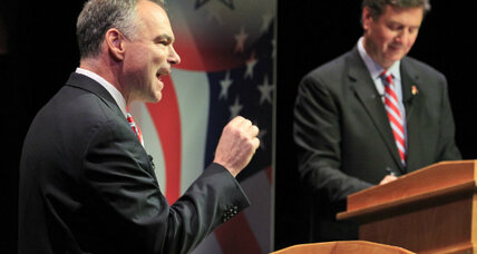 Battleground Virginia: Defense cuts loom large in key US Senate race
