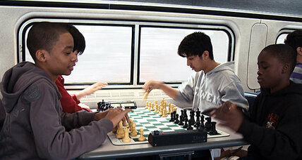 A middle school turns out chess champions in 'Brooklyn Castle'