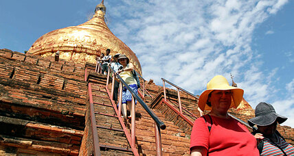 Burma just opened up after 50 years. But where are all the tourists?